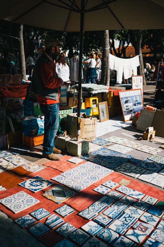 mercato di lisbona