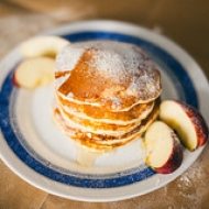"""Pancake • <a style=""""font-size:0.8em;"""" href=""""http://www.flickr.com/photos/37582219@N08/14806242633/"""" target=""""_blank"""">View on Flickr</a>"""